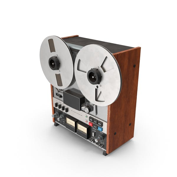 Cover Image for Vintage Reel-to-Reel