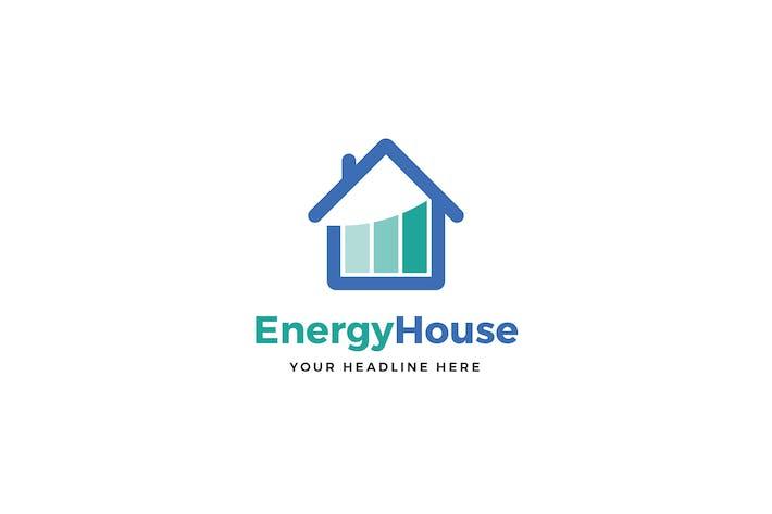 Thumbnail for Energy House Logovorlage