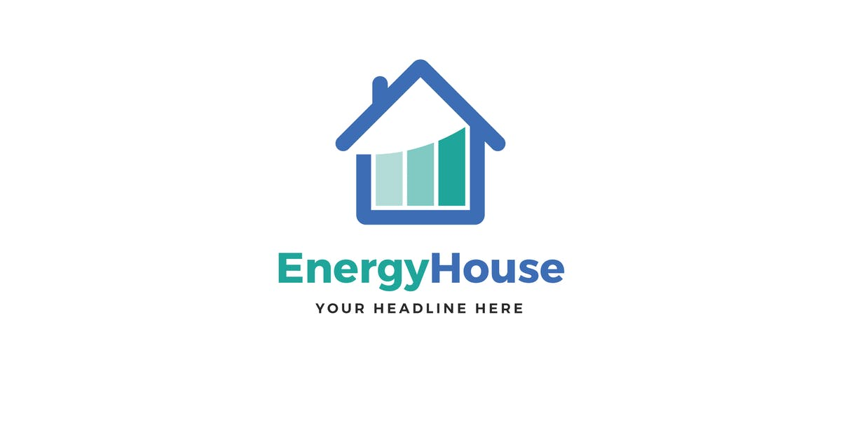 Download Energy House Logo Template by Pixasquare
