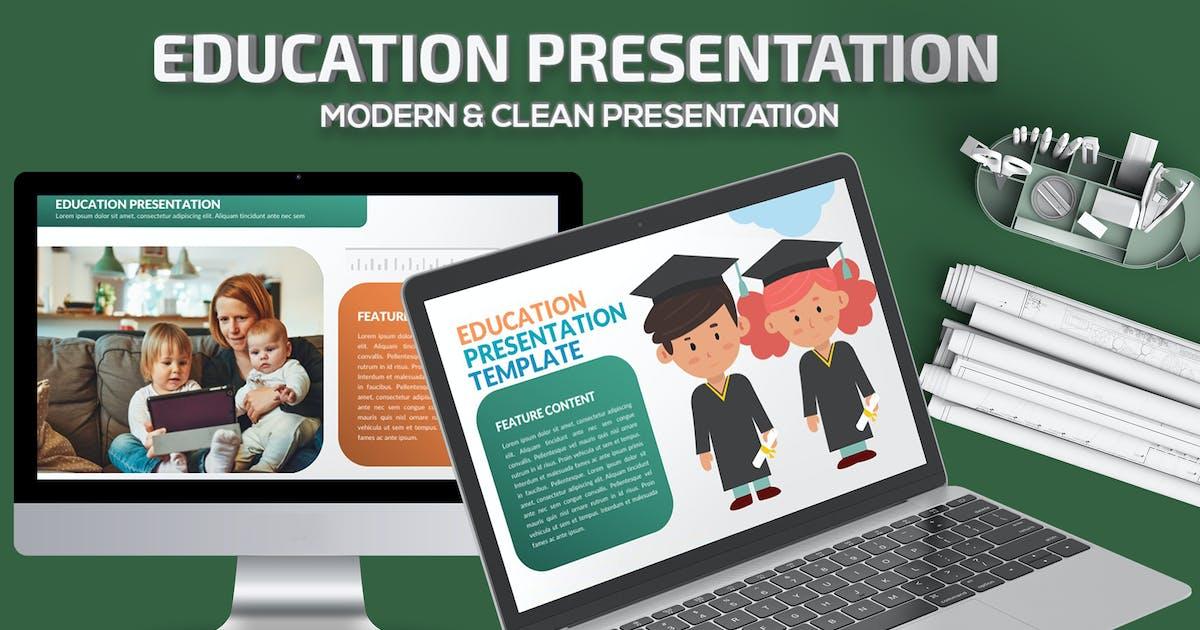 Download Education Keynote Presentation by mamanamsai