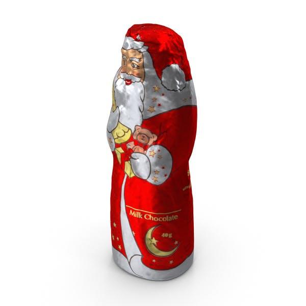 Thumbnail for Chocolate Santa