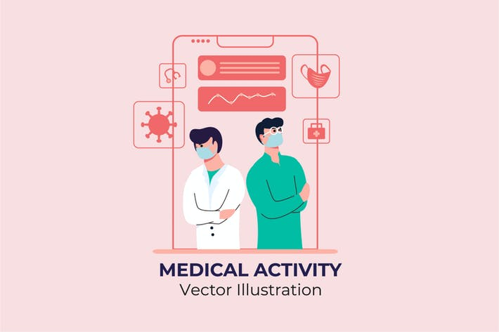 Thumbnail for Medical - Vector Illustration