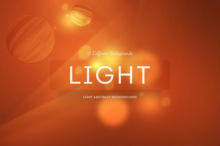 Thumbnail for Small Lights  Abstract Backgrounds