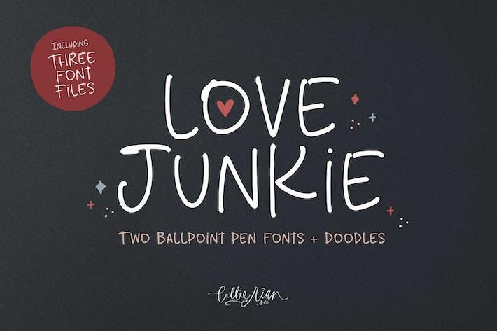 Thumbnail for Love Junkie