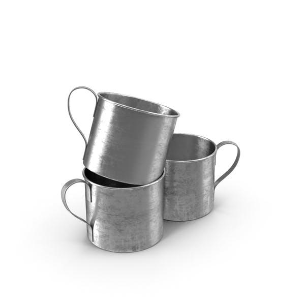 Copa de acero