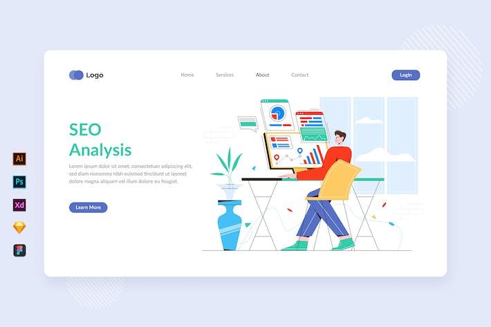Seo Analysis - Landing Page