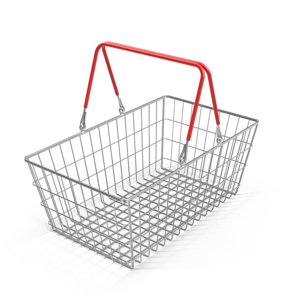 Thumbnail for Wire Shopping Basket