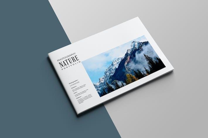 Portfolio der Landschafts