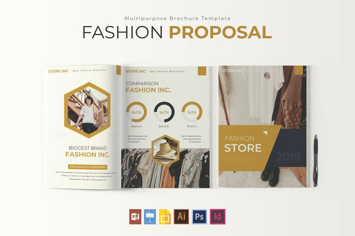 Thumbnail for Boutique | Modèle de proposition
