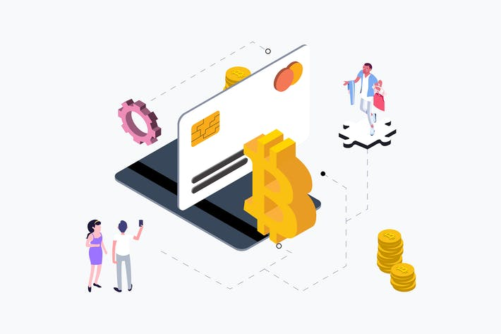 Cover Image For Payment Methods Isometric - THM
