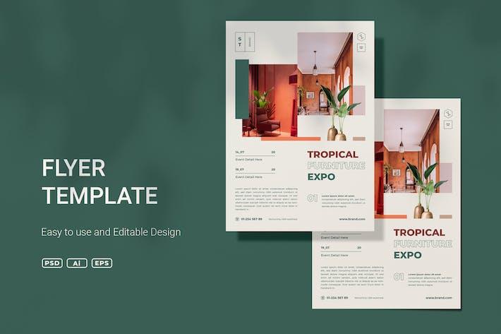 Thumbnail for SRTP - Flyer Template v3.1