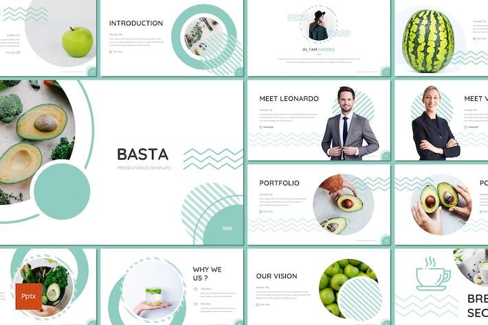 Thumbnail for Basta - Fruit Powerpoint Template