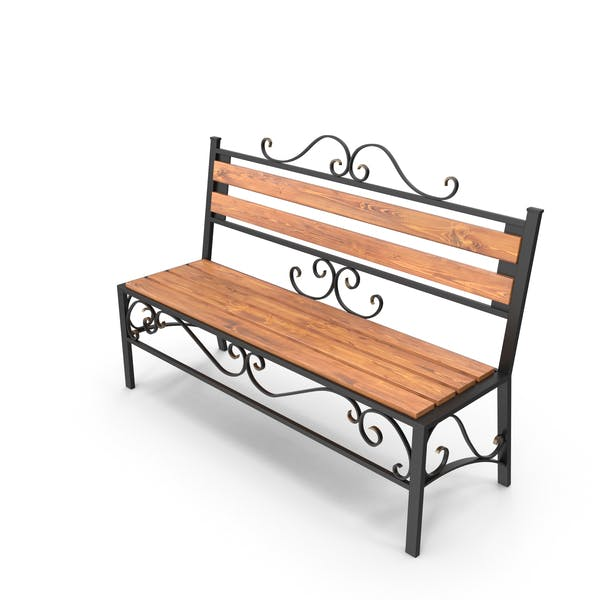 Thumbnail for Garden Bench