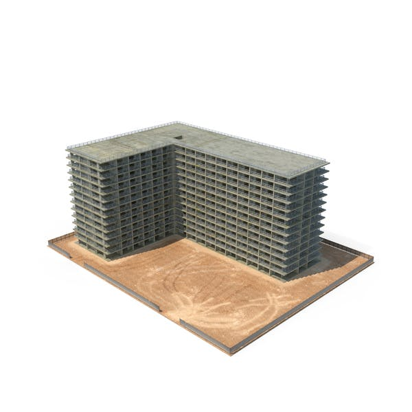 Cover Image for Building Construction Site