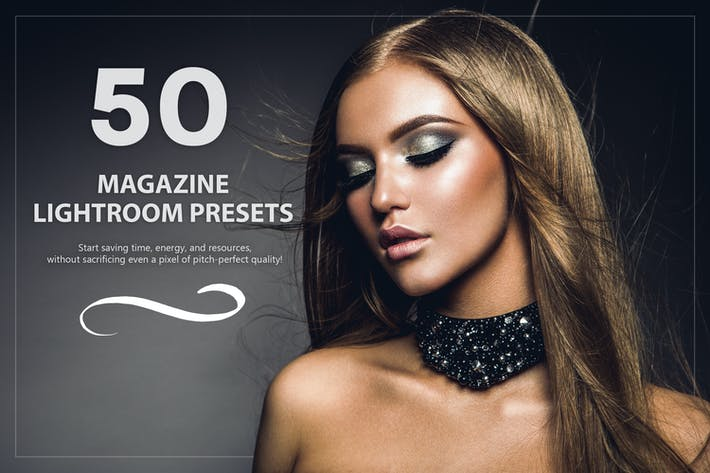 50 Пресеты Lightroom журнала