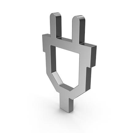 Symbol Plug Steel