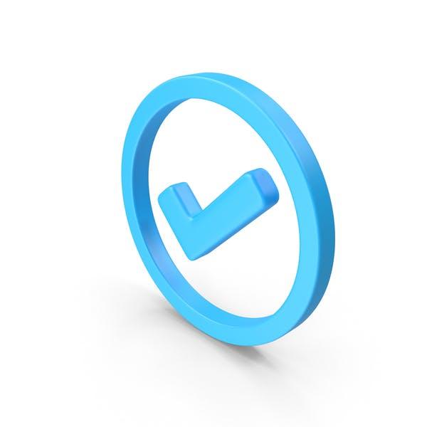 Check Circled Web Icon