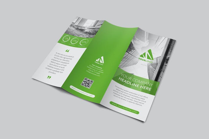 Cover Image For Multipurpose Business Trifold