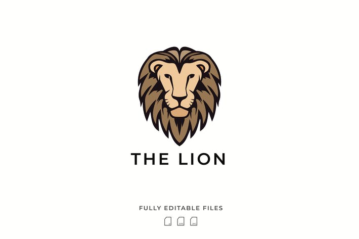 Thumbnail for Lion Logo