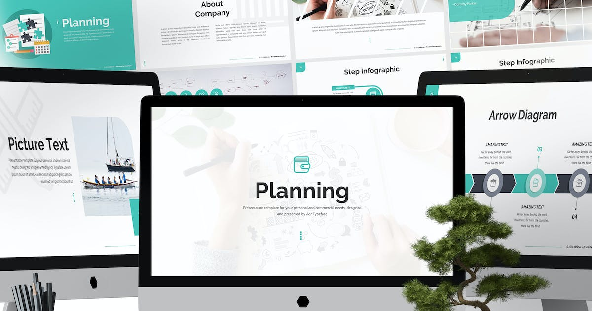 Download Planning Google Slides Template by Unknow