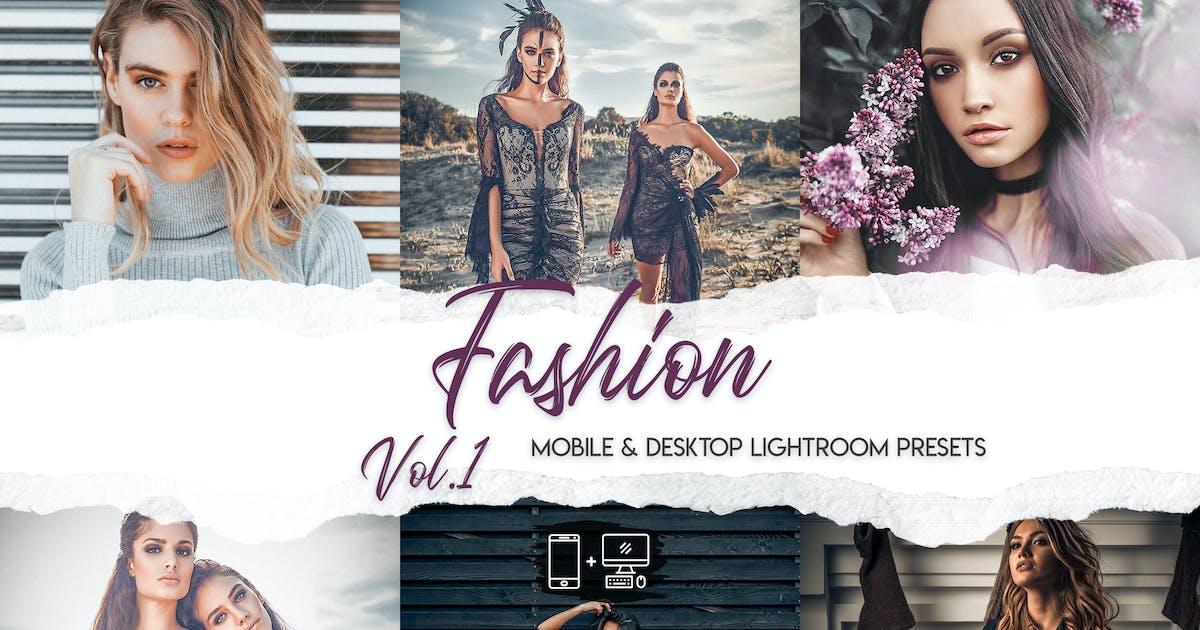 Download Fashion Lightroom Presets Vol. 1 by ClauGabriel