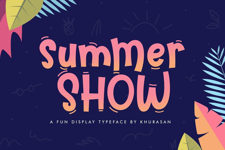 Summer-Show