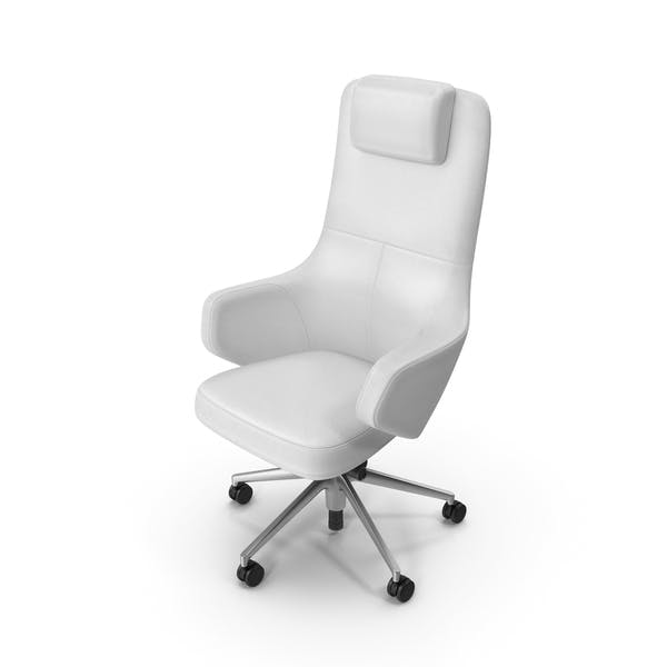 Thumbnail for Office Chair White