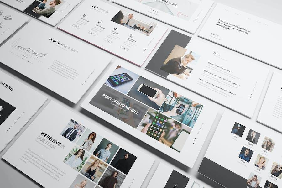 Multipurpose Corporate Powerpoint Presentation