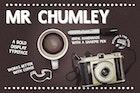 Mr Chumley font