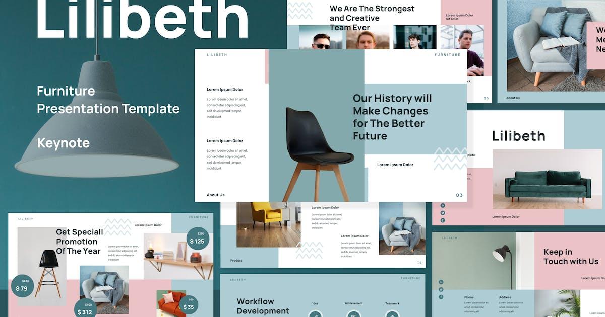 Download Furniture Presentation Keynote Templates by deTheme
