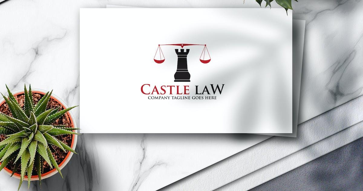 Download Castle Law Logo by Voltury