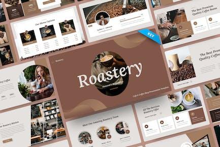 Roastery - Кафе и кафе Keynote