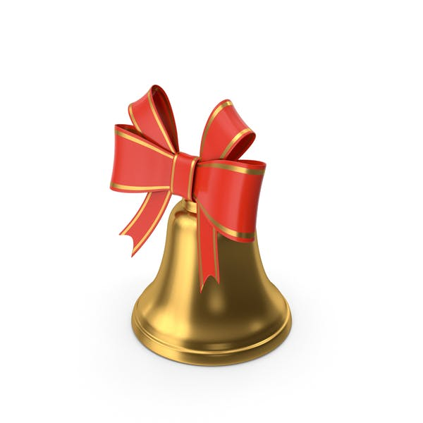 Cartoon Christmas Bell