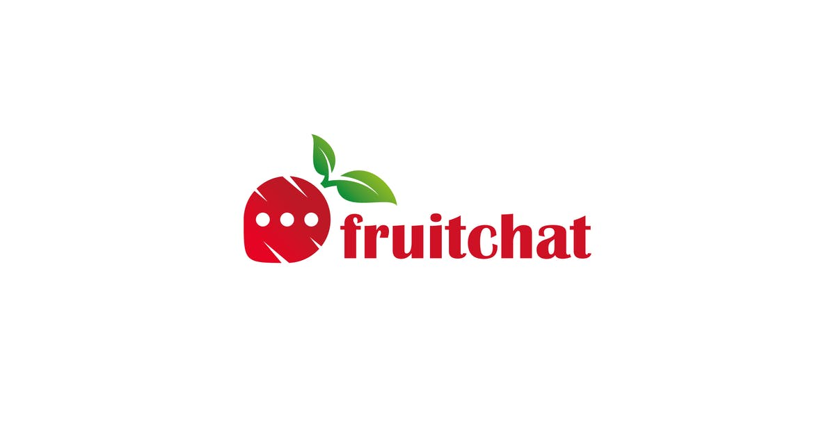 Download Fruit Chat Logo by 3ab2ou