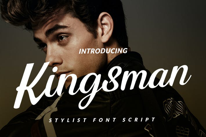 Thumbnail for Kingsman Script
