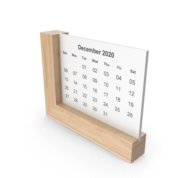 Thumbnail for Frame Calendar Light wood