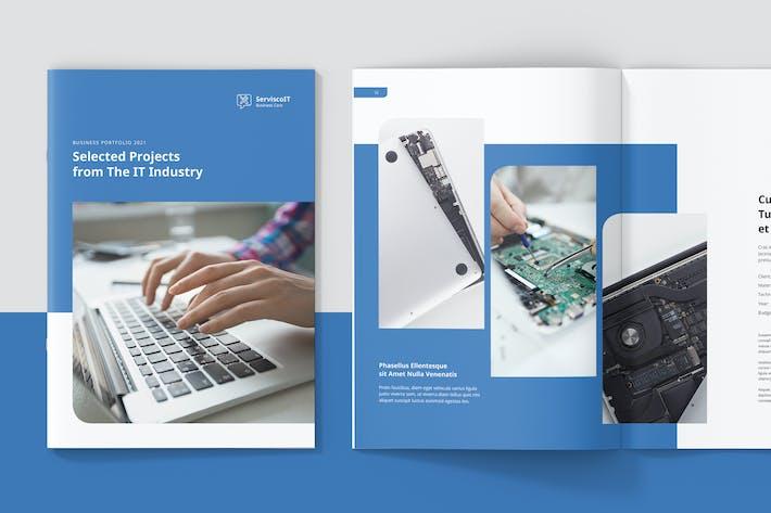 Thumbnail for IT Services – Portfolio