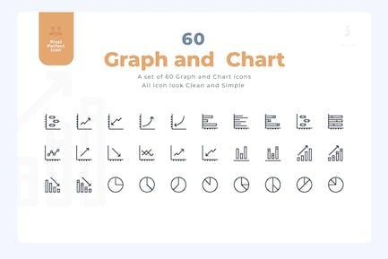 60 Gráficos e Íconos de gráficos - Icono de material