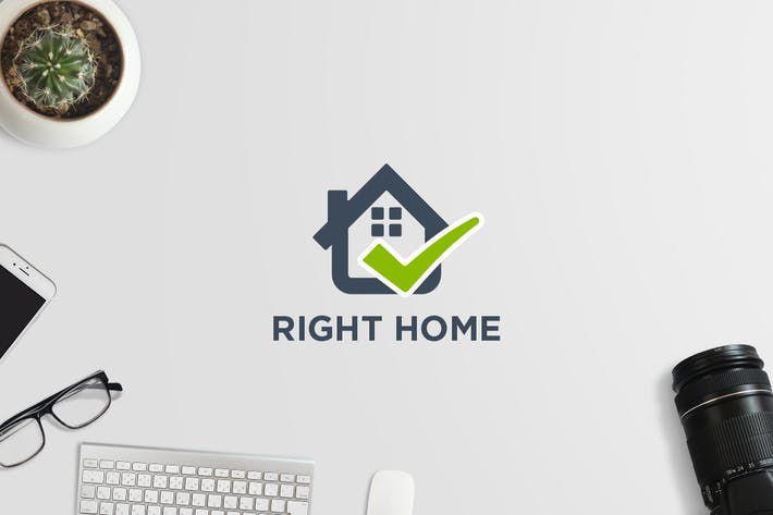 Thumbnail for Right Home Logo