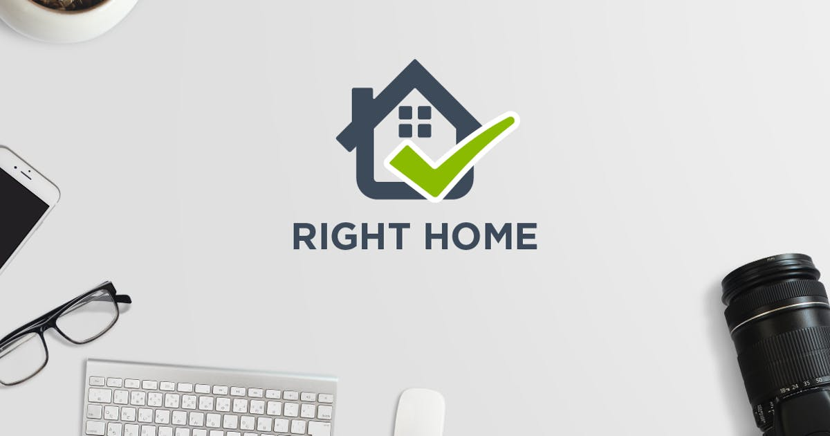 Download Right Home Logo by Suhandi
