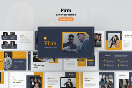 Firm - Law PowerPoint Presentation