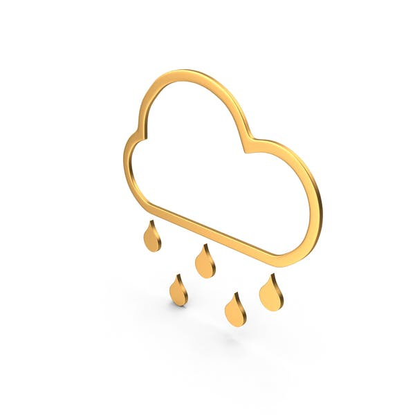Cover Image for Rain Symbol Gold