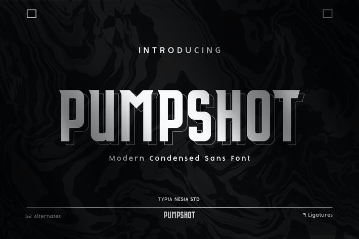 Pumpshot - Sport and Fashion Sans