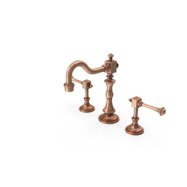 Classical Bathroom Sink Fixture