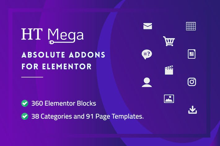 Thumbnail for HT Mega Pro – Absolute Addons for Elementor