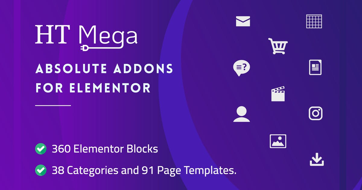 Download HT Mega Pro – Absolute Addons for Elementor by codecarnival