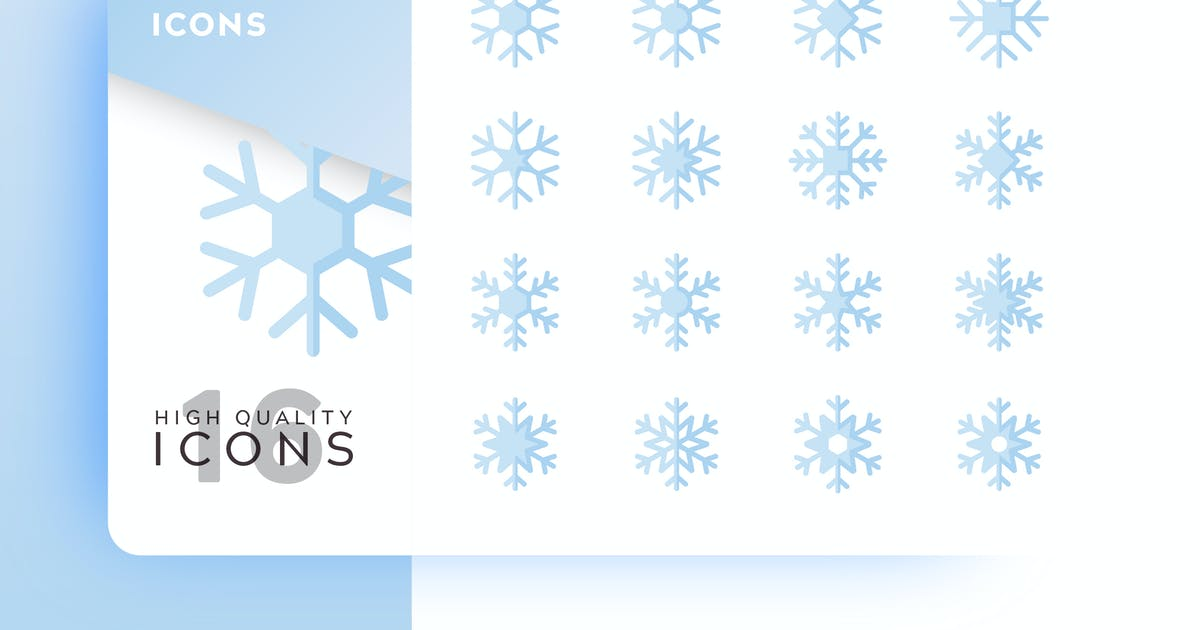 Download SNOW FLAT COLOR by subqistd