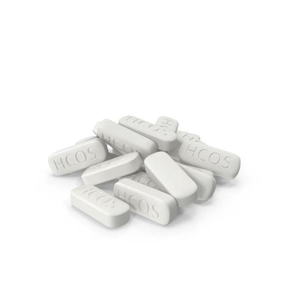 Гидроксихлорохиновые таблетки куча
