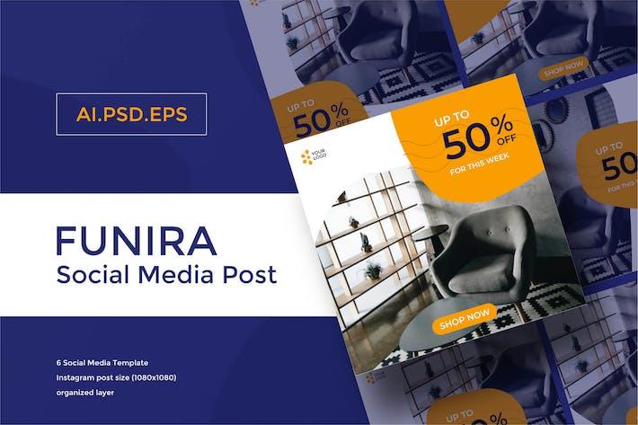 Thumbnail for Funira Social Media Post