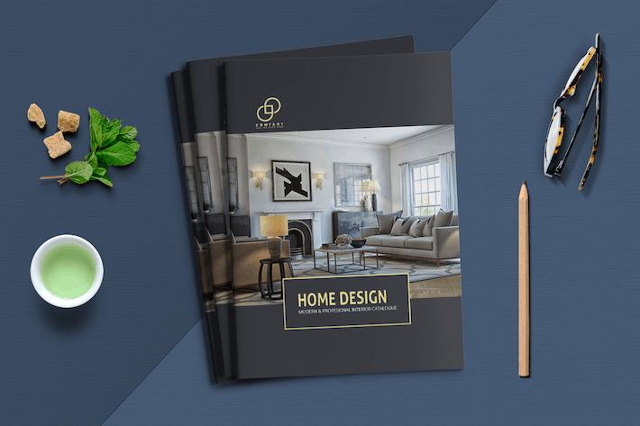 Thumbnail for A5 Interior Catalogue